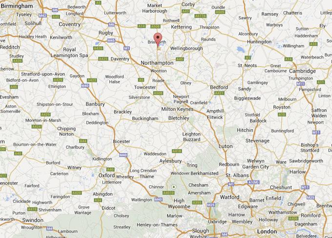 Northampton is based within easy reach of London, Oxford, Cambridge, Milton Keynes, Birmingham.