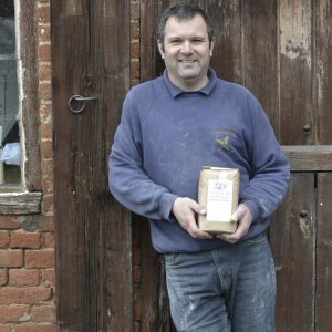 Strong Flour Milled At Claybrooke Water Mill