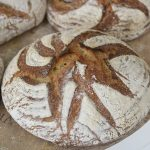 Sourdough Bread ready for  the Cake & Bake show at the weekend.