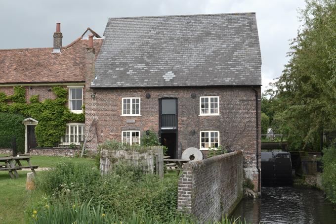 Redbournbury Watermill, St Albans