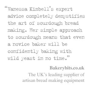 Testimonial from Bakery Bits