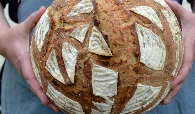 Judging The Sourdough Category of The World Bread Awards