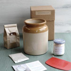 Flour Pot gift Set