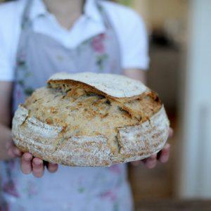 Sourdough course loaf