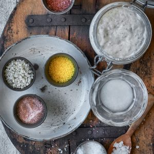 Why using artisan salt in Sourdough is best