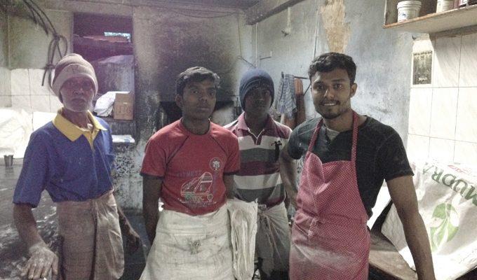 bakery india