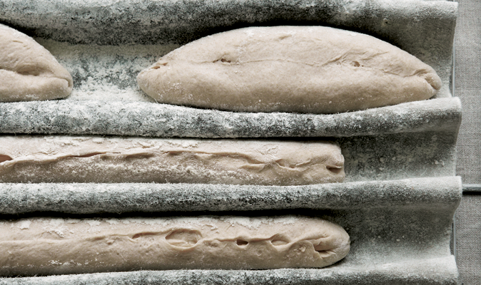 Eric Kayser on French bread baking