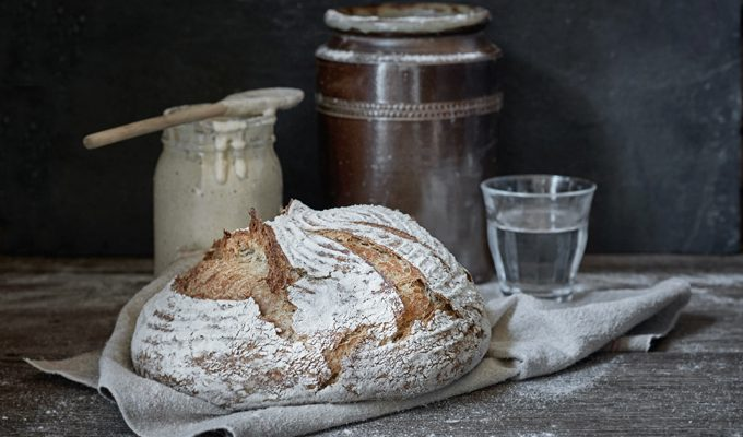 A Basic Sourdough Recipe
