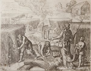1585 – harvest – fertile cresent
