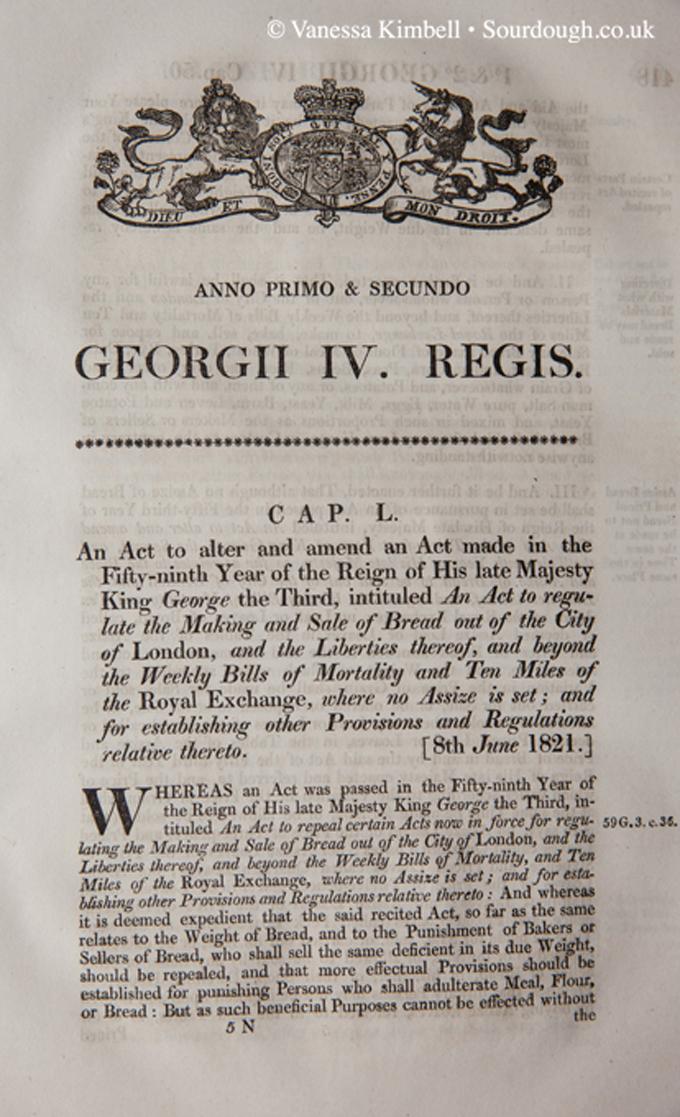 1801 – Law – UK