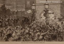 1815 – Corn laws – London