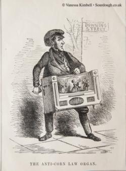 1842 – Corn law  – UK