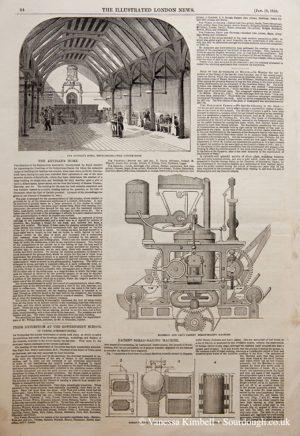1850 – Miling machine – UK