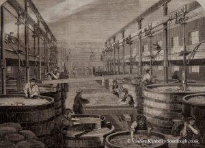1857 – Flour mill – London