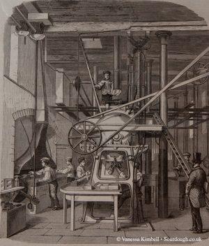 1860 – Bread machine – UK