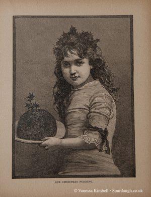 1871 – Christmas pudding – London