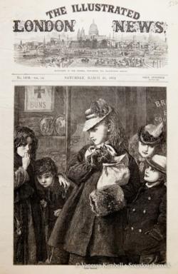 1872 – Children with bread