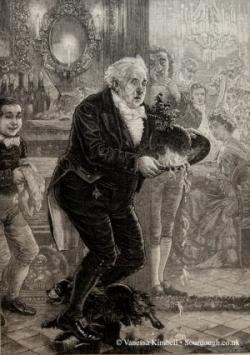 1876 – Christmas pudding – UK