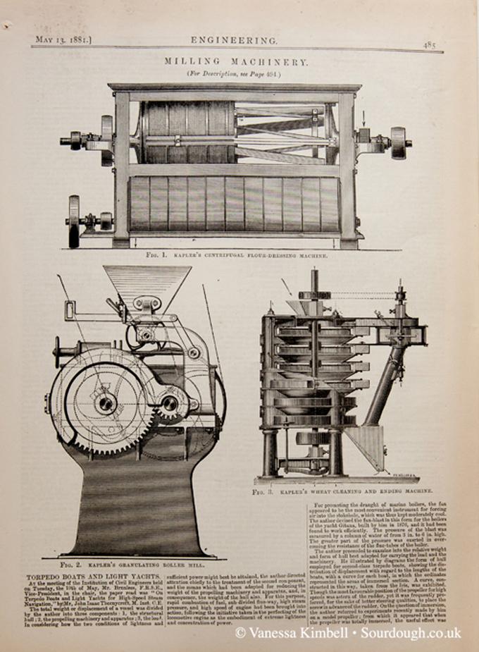1881 – Milling machine – UK