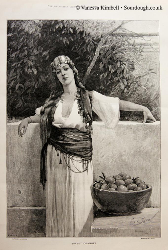 1884 – Oranges – UK