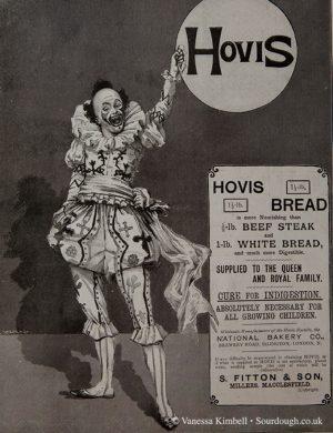 1886 – Advertising Hovis – UK