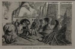 1890 – Pompeii bakery - UK