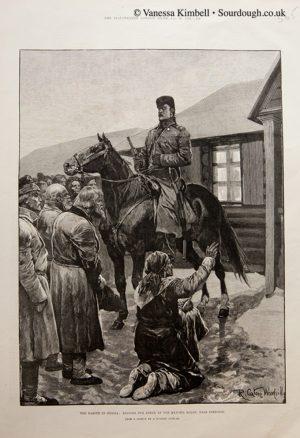 1892 – bread in war – Russia