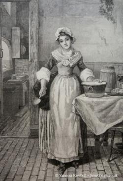1893 – Christmas pudding - UK