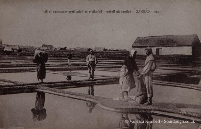 1900 – Salt – Carnac, France