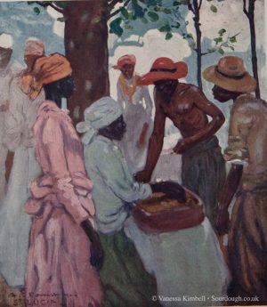 1904 – St Lucia bread