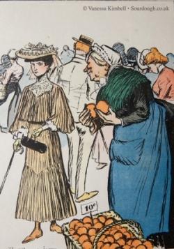 1905 – Oranges – France