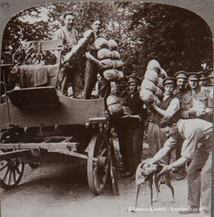 1914 – Military bread – France