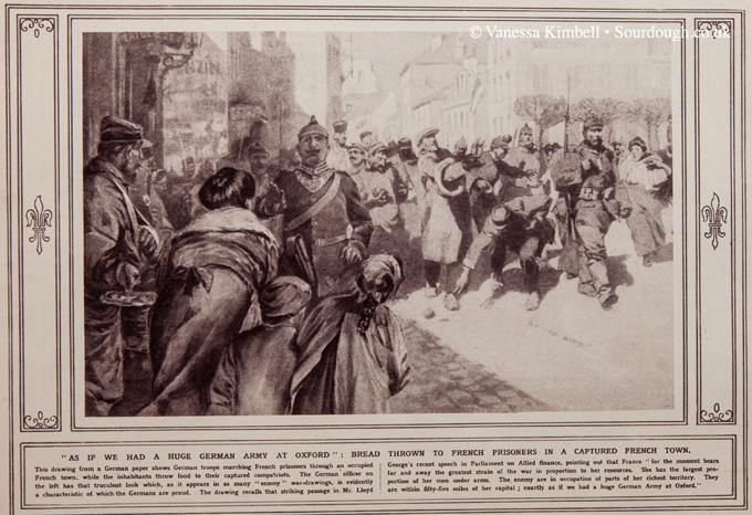 1915 – War bread – UK