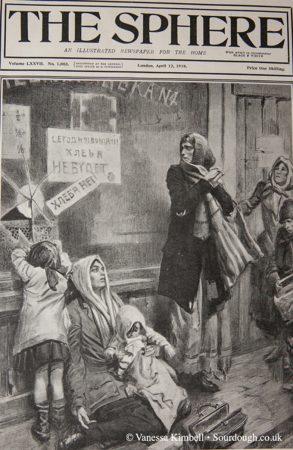 1919 – Famine during Russian war