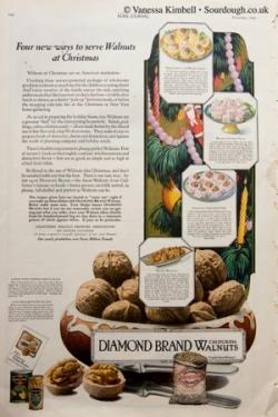 1920 – Walnuts – California
