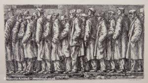 1932 – The bread line – UK