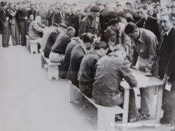1940 – Bread cards during the war – France