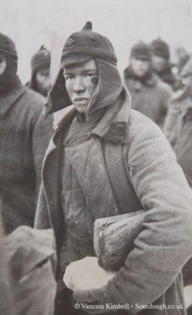 1940 – Bread during Russian war