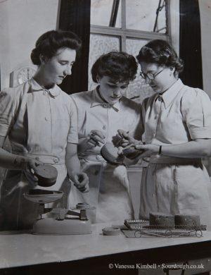 1943 – Bread scientists – USA