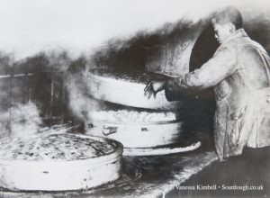 1948 – Baking – China