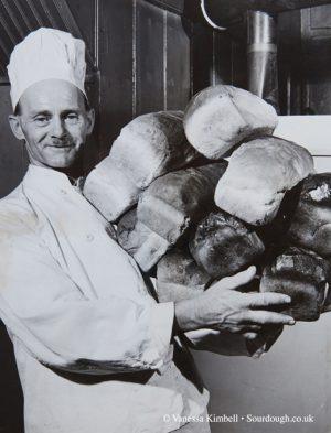 1949 – Bread baker – Quebec, Canada