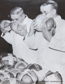 1949 – Bread competition – London
