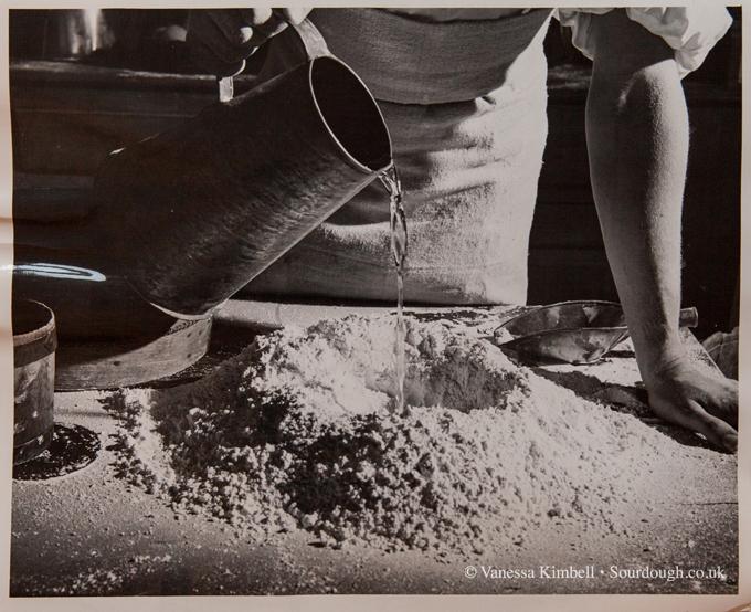 1954 – Flour – Virginia, USA