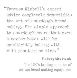 Testimonial from Bakery Bits