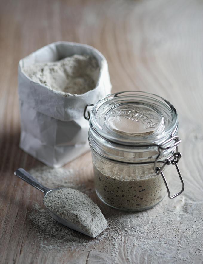 sourdough rye starter