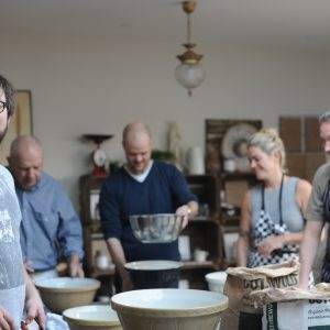 Sourdough for Professional Bakers – 2 days of sourdough know how
