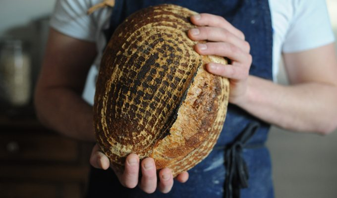 25 British Bakeries Baking Great Sourdough Bread