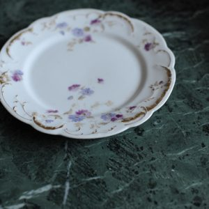 Floral Side Plate