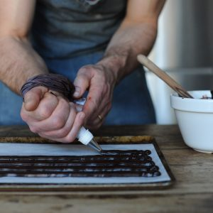 How to make your own chocolate Battones