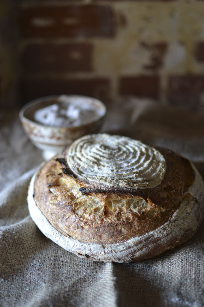 Until the early 20th century potato bread was usually associated with times of grain shortage.